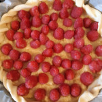 tarte aux Framboises crumble 2